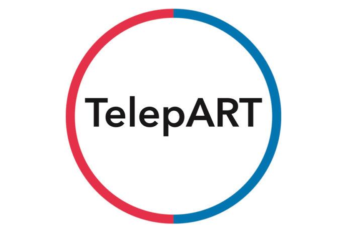 TelepART-hankkeen logo